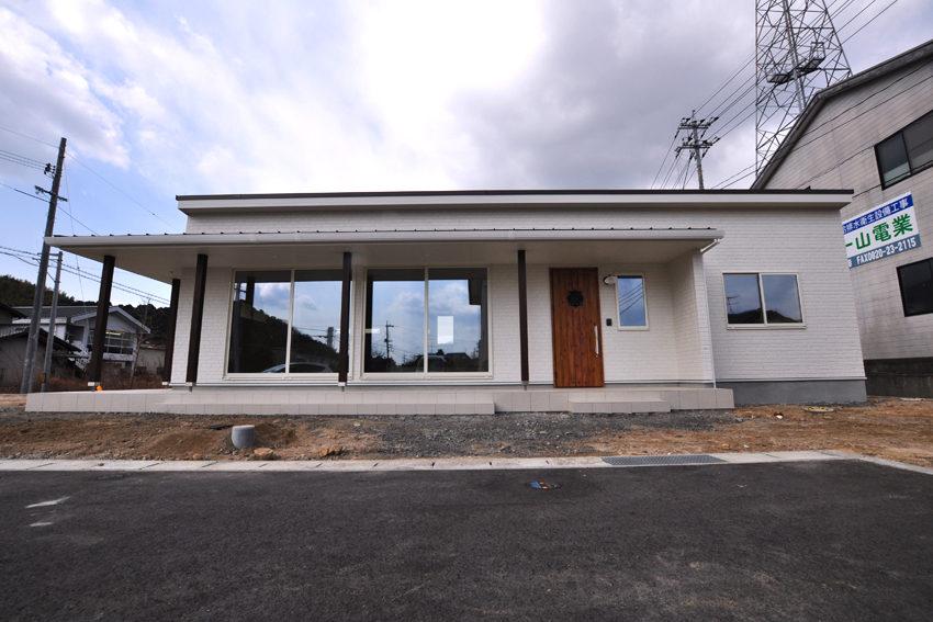 柳井市S様邸の施工実績